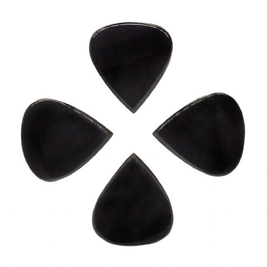 Jazz Tones Black Horn 4 Guitar Picks